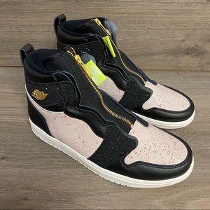 Air Jordan 1 Retro High ZIP Silt Red New Size 12